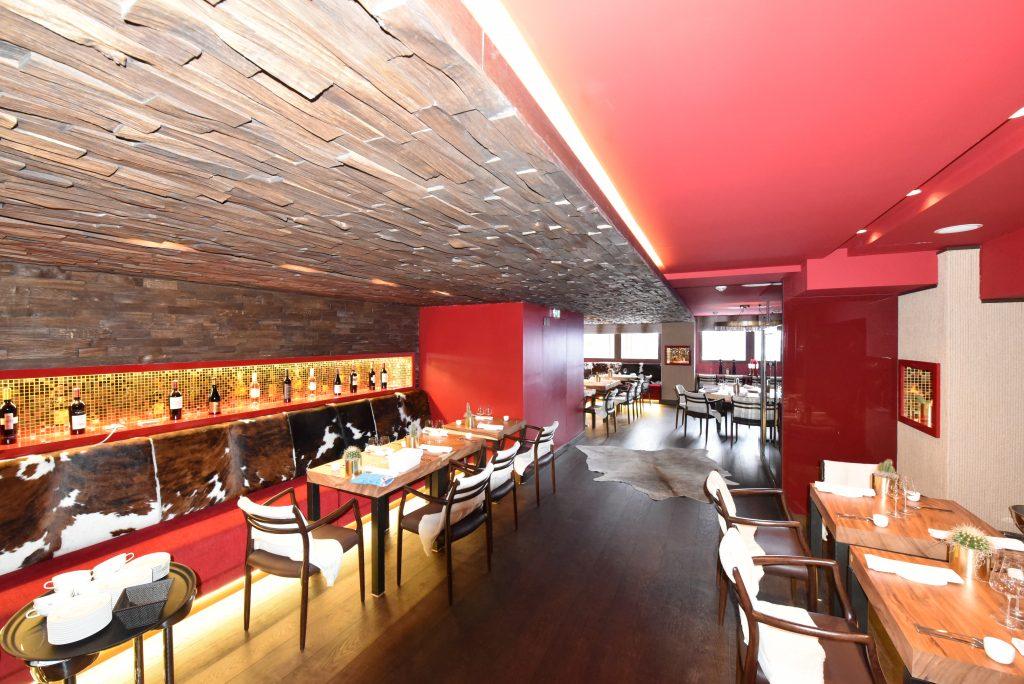 Salle du restaurant Bfire